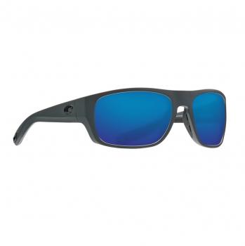 Очки поляризационные COSTA DEL MAR Tico 580G р. M цв. Matte Gray цв. ст. Blue Mirror