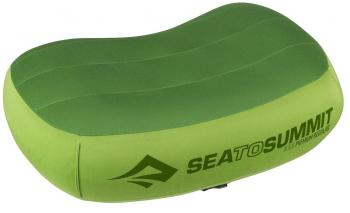 Подушка надувная SEA TO SUMMIT Aeros Premium Pillow Regular цв. Lime