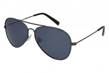 Очки поляризационные INVU Classic мужские B1410H цв. Темно-серый цв.ст. Серый