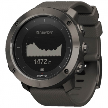 Часы SUUNTO Traverse Graphite в интернет магазине Rybaki.ru