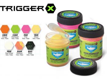 Паста форелевая TRIGGER X Dough Bait код цв. ORHF 40 г в интернет магазине Rybaki.ru
