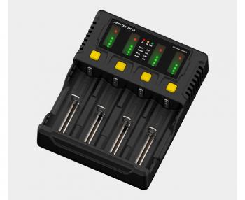 Зарядное устройство ARMYTEK Uni C4 Plug Type C