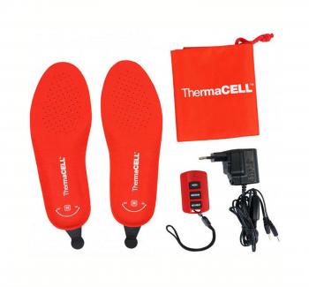 Стельки THERMACELL с подогревом до 37-44 °С р. L (муж. 41 - 42, жен. 40-41)