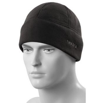Шапка SIVERA Хант Classic флисовая цвет чёрный в интернет магазине Rybaki.ru