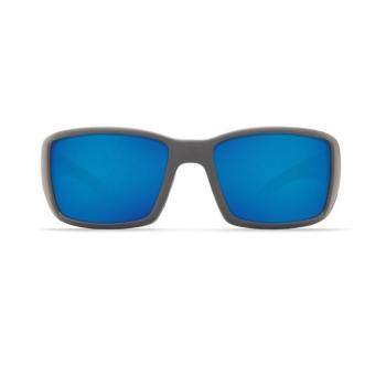 Очки COSTA DEL MAR Blackfin 580 P р. L цв. Matte Gray цв. ст. Blue Mirror