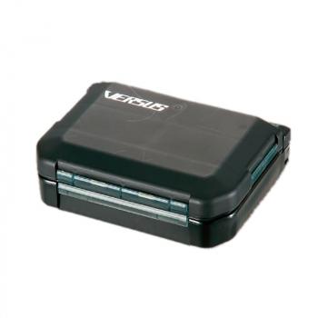 Коробка MEIHO Versus VS-318DD цв. черный в интернет магазине Rybaki.ru