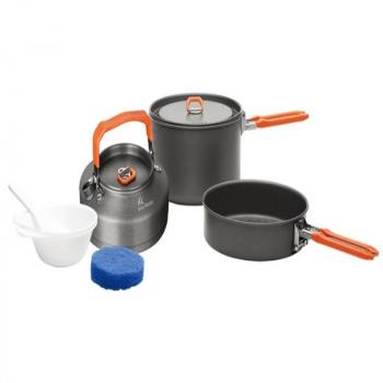 Набор посуды FIRE-MAPLE Feast 2 на 2-3 персоны в интернет магазине Rybaki.ru