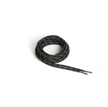 Шнурки AKU Rocky Round Mix цв. Black / Beige р. 180