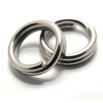 Кольцо заводное DECOY Split Ring № 1 (20 шт.)