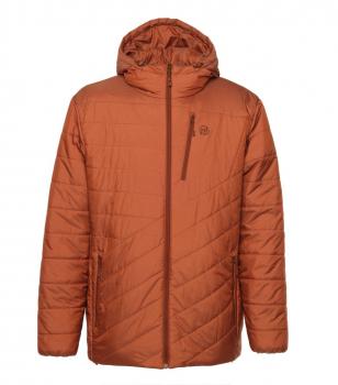 Куртка FHM Innova цвет терракотовый