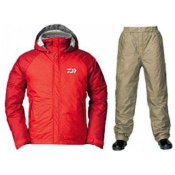 Костюм DAIWA Rainmax Winter Suit Dw-3503 цвет Red