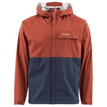 Куртка SIMMS Waypoints Jacket '20 цвет Rusty Red