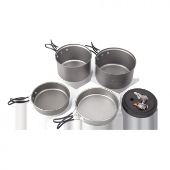Набор посуды KOVEA KSK-SOLO3 в интернет магазине Rybaki.ru