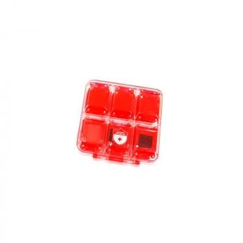 Коробка MONCROSS MC 90RC цв. Красный в интернет магазине Rybaki.ru