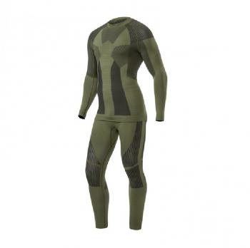 Комплект термобелья V-MOTION F10 мужской цвет зеленый