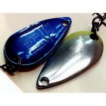 Блесна колеблющаяся JESPA T-Spoon 1,4 г код цв. BJ24 в интернет магазине Rybaki.ru