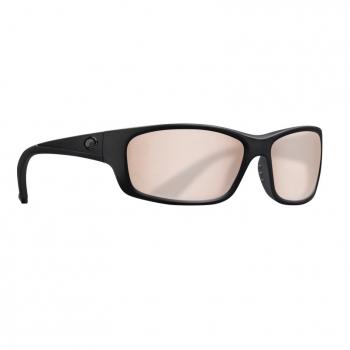 Очки поляризационные COSTA DEL MAR Jose 580G р. M цв. Blackout цв. ст. Copper Silver Mirror