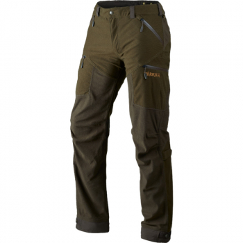 Брюки HARKILA Norfell Trousers цвет Willow green