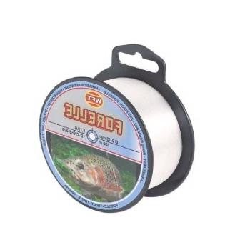 Леска WFT Zielfisch Forelle Clear 500 м 0,22 мм цв. Прозрачный в интернет магазине Rybaki.ru