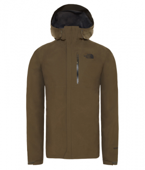 Куртка THE NORTH FACE Dryzzle Jacket мужская цвет New Taupe Green