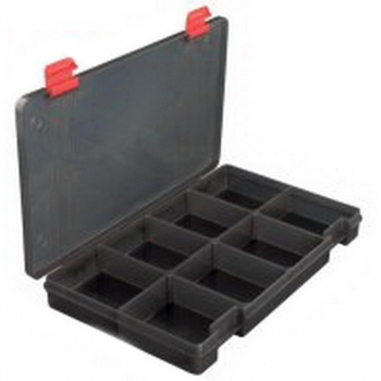 Коробка FOX RAGE для снастей Shallow 8 отсеков (35,6 х 22 х 4,5 см) в интернет магазине Rybaki.ru