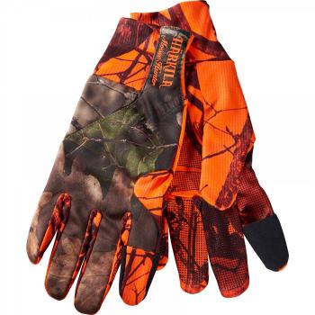 Перчатки HARKILA Moose Hunter gloves цвет Mossy Oak Break-Up Country /Orange Blaze