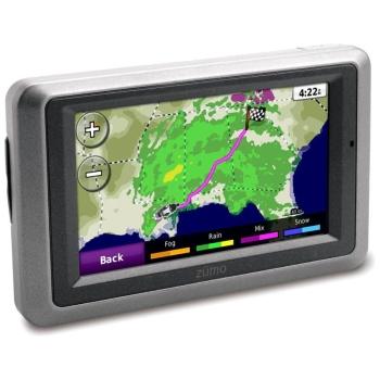 Навигационный приёмник GARMIN Zumo 660LM, GPS, Atlantic в интернет магазине Rybaki.ru