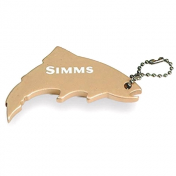 Брелок SIMMS Thirsty Trout Keychain цв. Gold