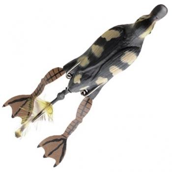 Утенок SAVAGE GEAR 3D Hollow Duckling weedless L 10 см 40 г цв. 01-Natural в интернет магазине Rybaki.ru
