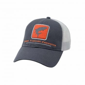 Кепка SIMMS Tarpon Trucker Cap цв. Dk. Shadow