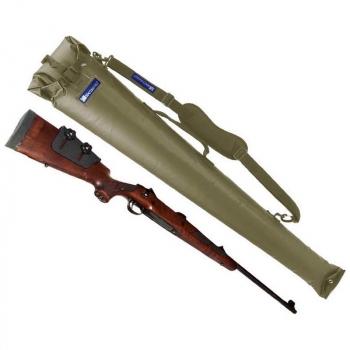 Гермочехол WATERSHED Torpedo Gun Case цв. alpha green в интернет магазине Rybaki.ru