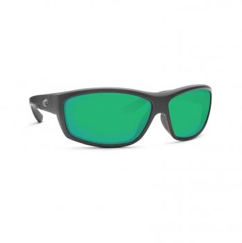 Очки поляризационные COSTA DEL MAR Saltbreak 580P р. L цв. Steel Gray Metallic цв. ст. Green Mirror
