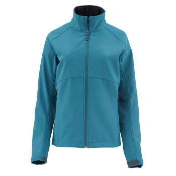 Куртка SIMMS Women's Challenger Windbloc Jacket цвет Teal