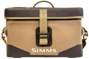 Гермосумка SIMMS Dry Creek Boat Bag Large 40 л цв. Tan в интернет магазине Rybaki.ru