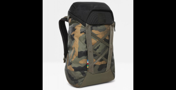 Рюкзак THE NORTH FACE Instigator Backpack 28 л цв. Burnt Olive Green Woods Camo/Taupe Green
