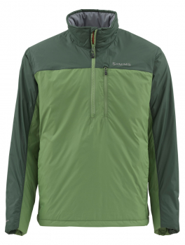 Пуловер SIMMS Midstream Insulated Pullover цвет Spinach