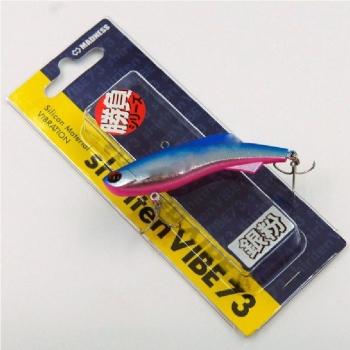 Раттлин MADNESS Shiriten Vibe Silver Powder Series 80 мм код цв. #SY10
