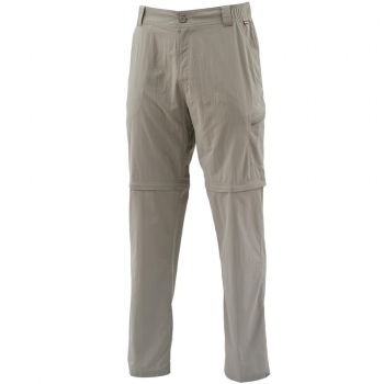 Брюки SIMMS Superlight Zip-Off Pant цвет Mineral