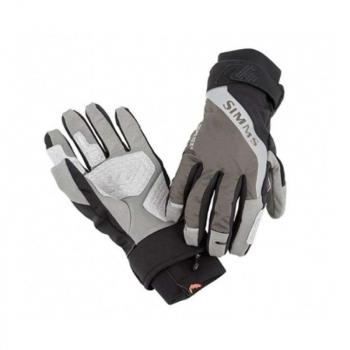Перчатки SIMMS G4 Glove цвет gunmetal в интернет магазине Rybaki.ru