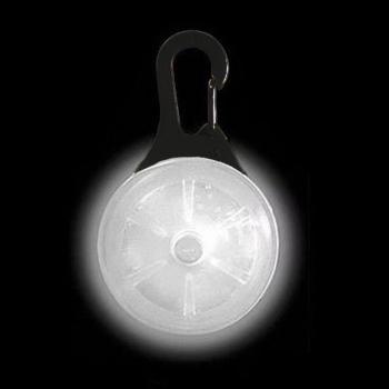 Брелок светодиодный NITE IZE SpotLit цв. белый в интернет магазине Rybaki.ru