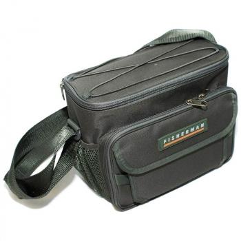 Комплект FISHERMAN Ф461 сумка с коробками (25 х 16 х 3 см) х 3 шт., (22 х 12 х 3 см) х 1 шт. в интернет магазине Rybaki.ru