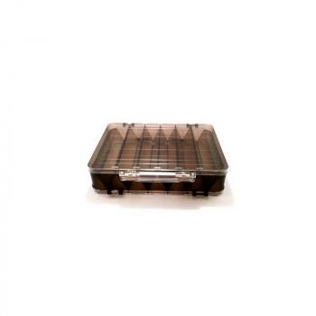 Коробка MONCROSS EG 145B цв. Дымчатый черный в интернет магазине Rybaki.ru