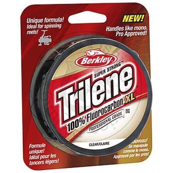 Флюорокарбон BERKLEY Trilene 100% Fluorocarbon XL 50 м 0,45 мм в интернет магазине Rybaki.ru