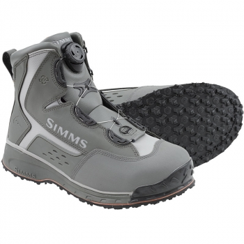 Ботинки SIMMS Rivertek 2 Boa Boot цвет gunmetal