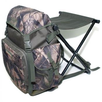 Рюкзак FISHERMAN Ф53 20 л + 6,5 л с креплением для стула выс. 50 см