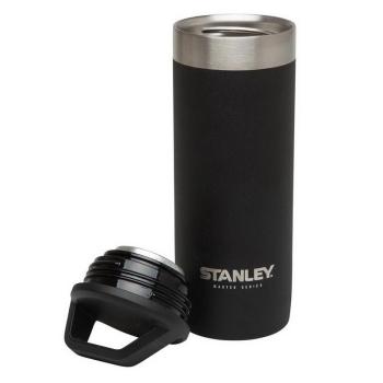 Термокружка STANLEY Master (тепло 12 ч/ холод 16 ч) 0,53 л цв. черный в интернет магазине Rybaki.ru