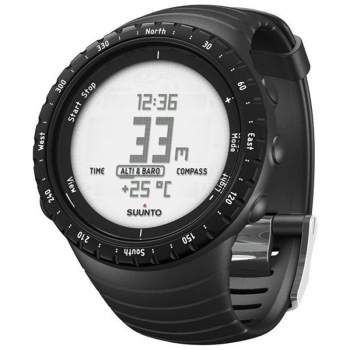 Часы SUUNTO Core Regular Black в интернет магазине Rybaki.ru