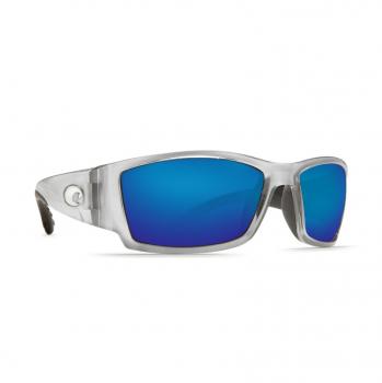 Очки поляризационные COSTA DEL MAR Corbina W580 р. L цв. Silver цв. ст. Blue Mirror Glass