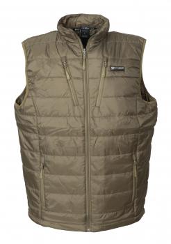 Жилет BANDED H.E.A.T Insulated Vest цвет Spanish Moss в интернет магазине Rybaki.ru