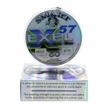 Леска MAVER EXEL 0,25 мм 50 м в интернет магазине Rybaki.ru